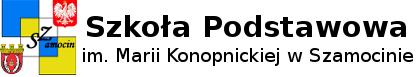 Szkoła Podstawowa im. Marii Konopnickiej  w Szamocinie